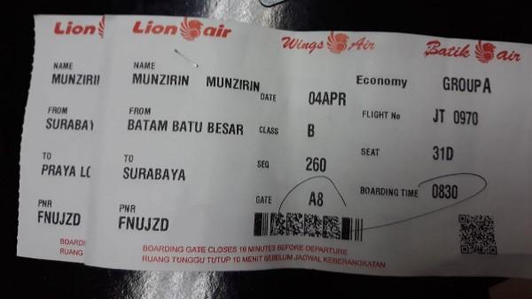 2 Penumpang Lion Air Kedapatan Bawa 2 2 Kg Sabu Di Bandara Hang Nadim Batam Laman 2 Dari 2 Patrolmedia Co Id